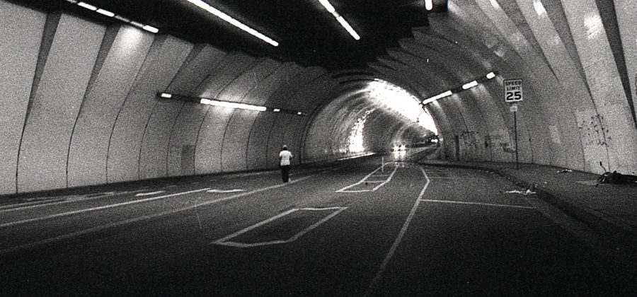 L.A Street Tunnels