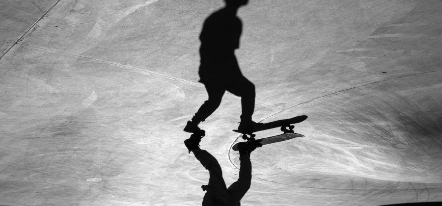 Skatepark Shadows