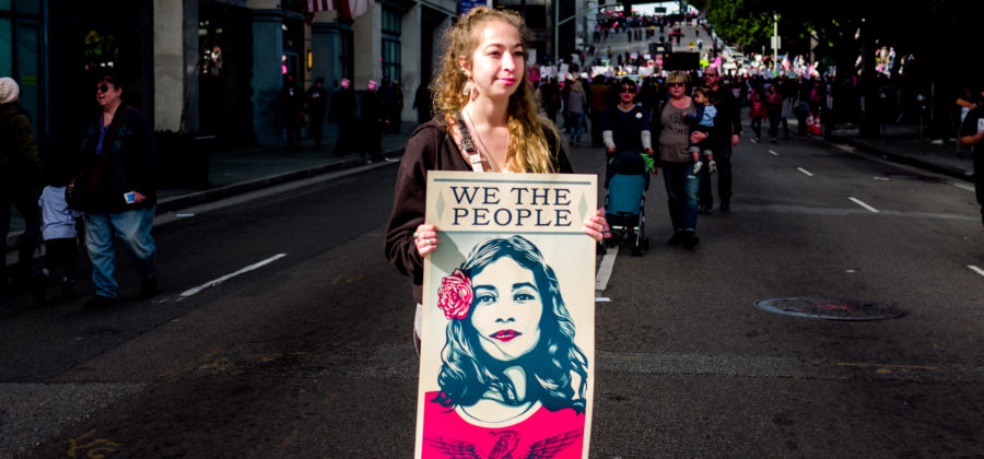 Women's March Los Angeles