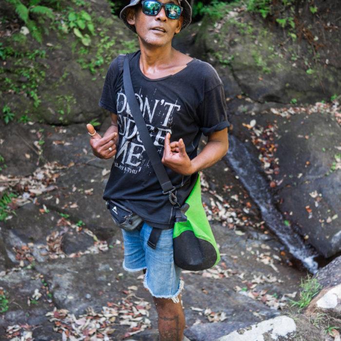 Trekking with Bob