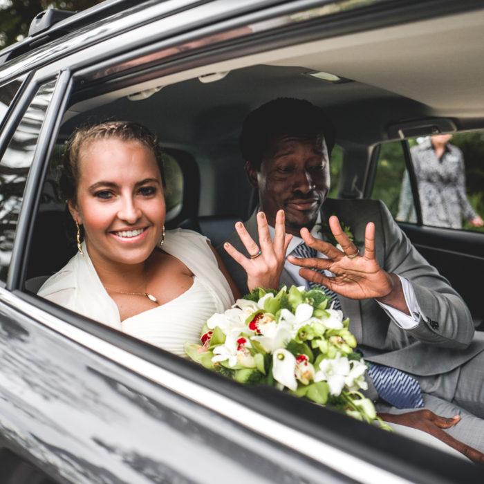 Kris & Olivier's Wedding