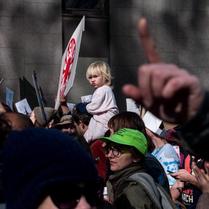 2nd Women's March, DTLA